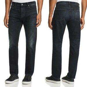 7 FOR ALL MANKIND Adrien Dark Terrain Denim Jeans